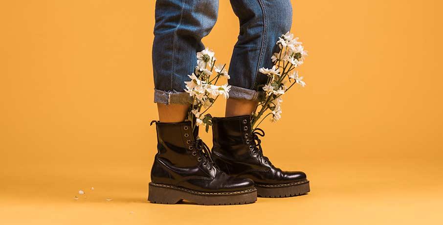 Tre anledningar till att köpa Dr Martens skor